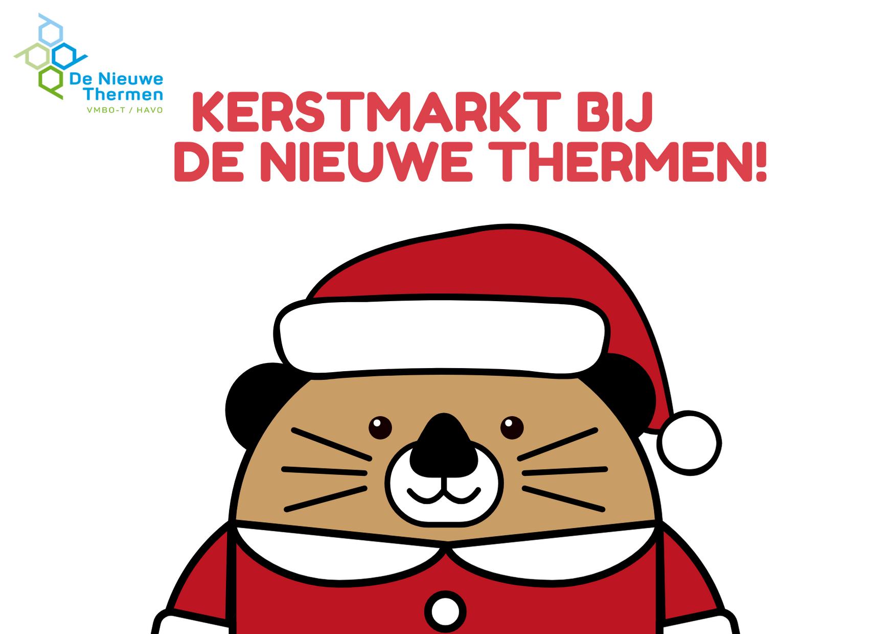De Nieuwe Thermen kerstmarkt